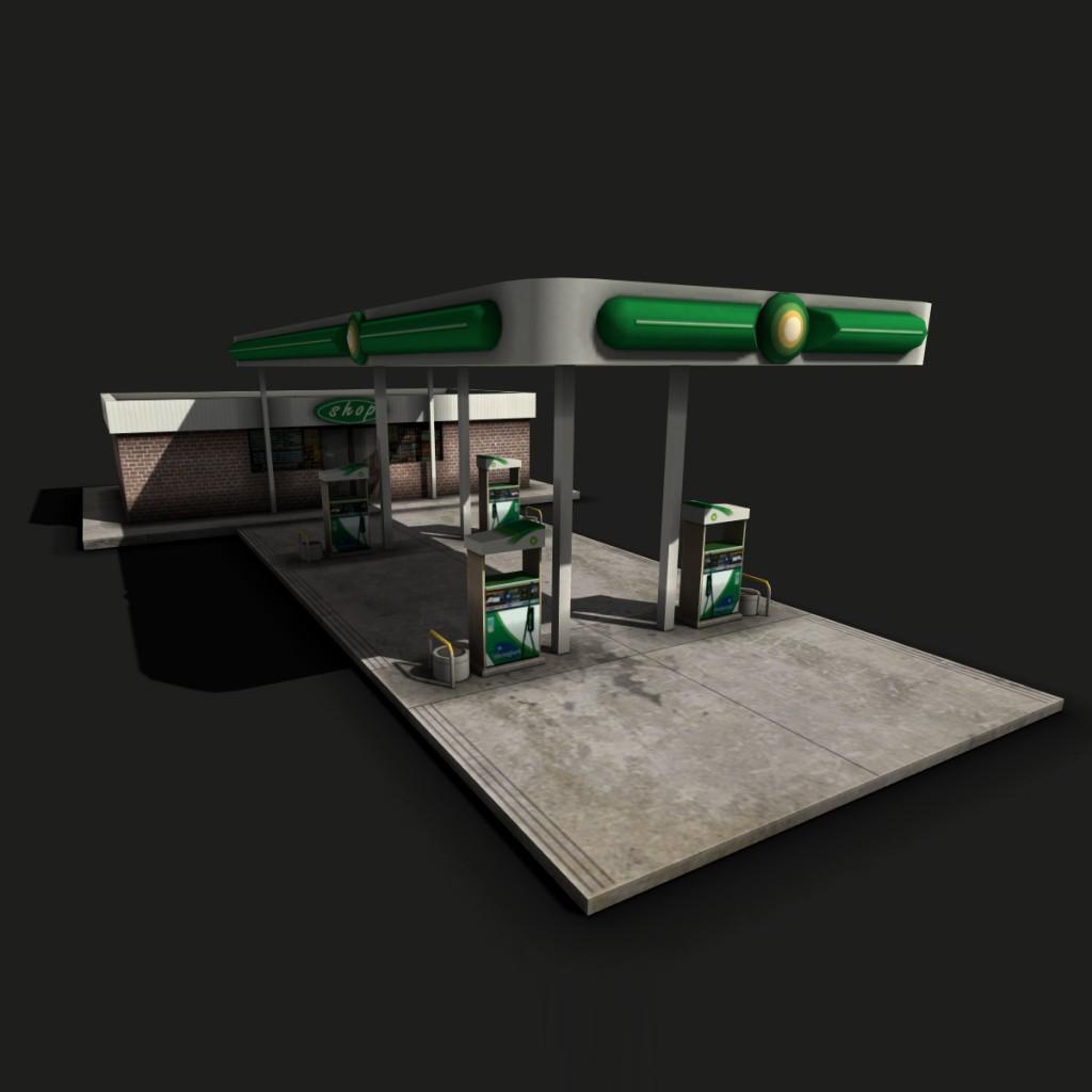 gasStation(6)