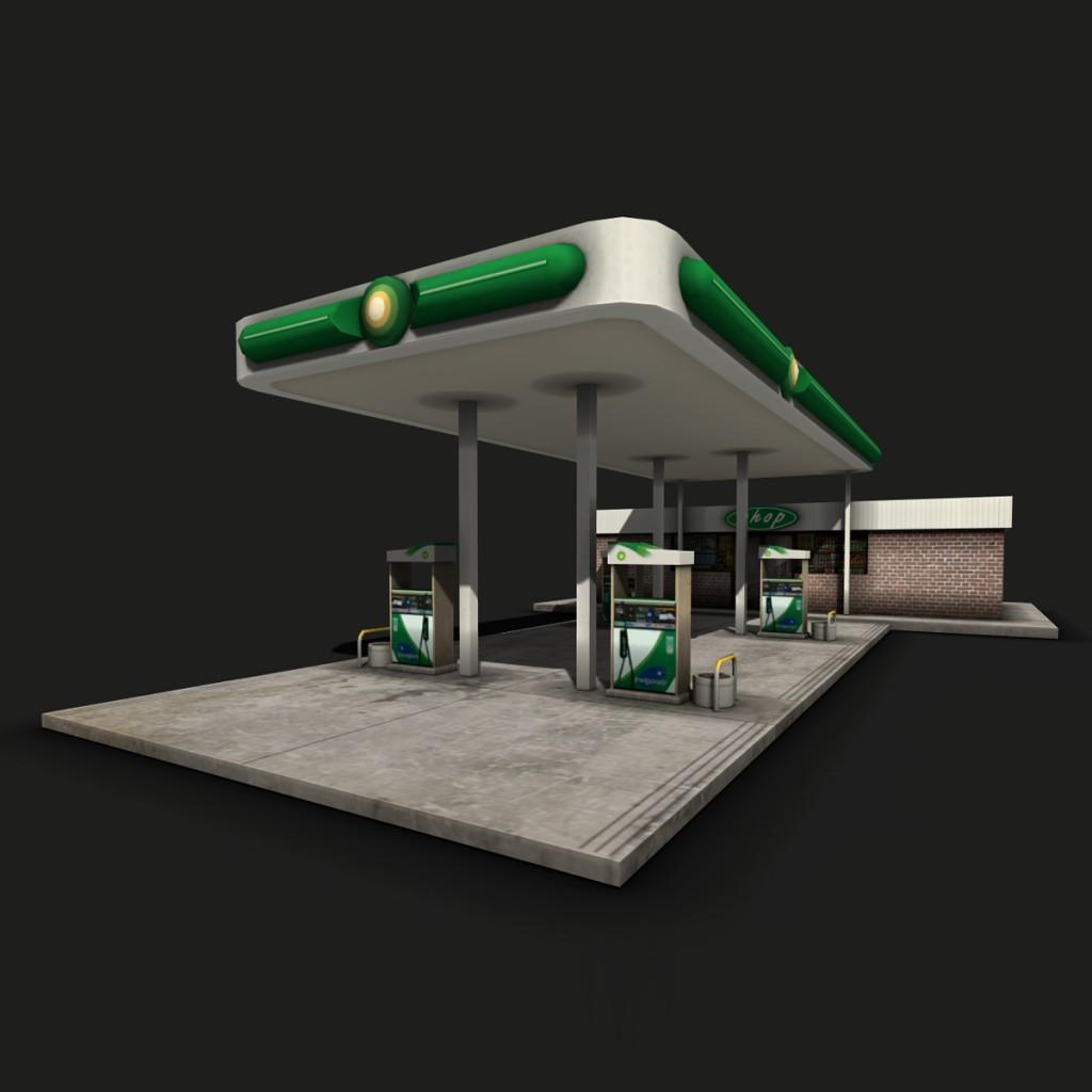 gasStation(7)